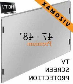 47-48 inch TV Screen Protector.Damage Protection Cover LCD L