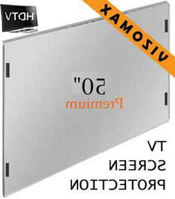 49-50 inch TV Screen Protector.Damage Protection Cover LCD L