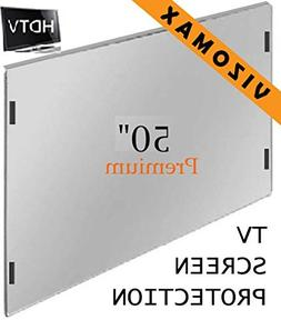 49 - 50 inch Vizomax TV Screen Protector for LCD, LED, OLED