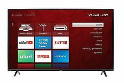 "TCL - 55"" Class - LED - 4 Series - 2160p - Smart - 4K UHD TV"