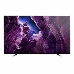 Sony 65 inch TV 2019 OLED 4K Ultra HD HDR Smart TV A8H Serie