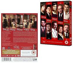 AGATHA CHRISTIE : AND THEN THERE WERE NONE - TV Series NEW R