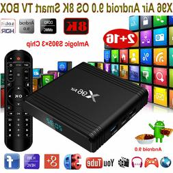 Android 9.0 Smart TV Box 2GB 16GB Quad Core WiFi Smart Media