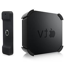 iDLEHANDS Apple TV Mount - GET 1 Remote CASE for Free, Apple