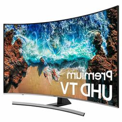 """Samsung Curved 55"""" Inch Class  HDR 4K UHD LED LCD TV UN55NU8"""