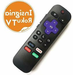Insignia ROKU TV Replacement Remote w/Volume Control and TV