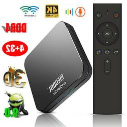 MECOOL KM9 Pro Android 9.0 TV Box S905X2 4GB+32GB 4K 3D Voic