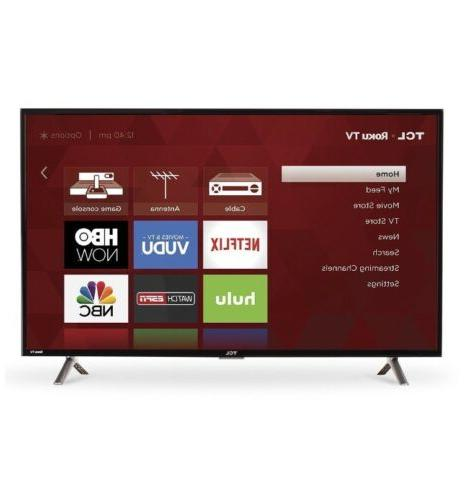 2017 tcl 40s305 40 inch 1080 smart