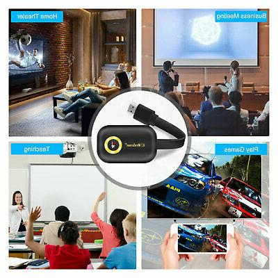 4K WIFI Display HDMI Receiver Airplay Miracast
