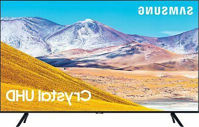 """Samsung - 50"""" Class - Series - 4K UHD TV - Smart with HDR"""