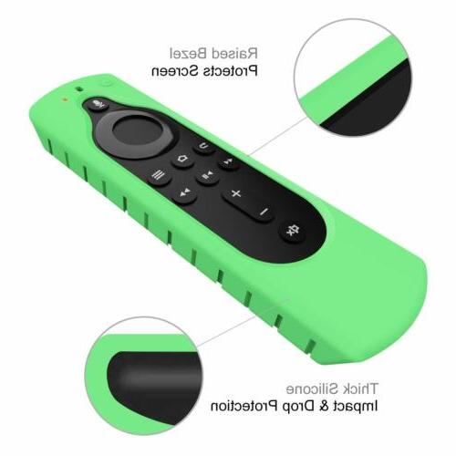 For Fire 4K / Fire TV Cube/Fire TV Remote Case Cover