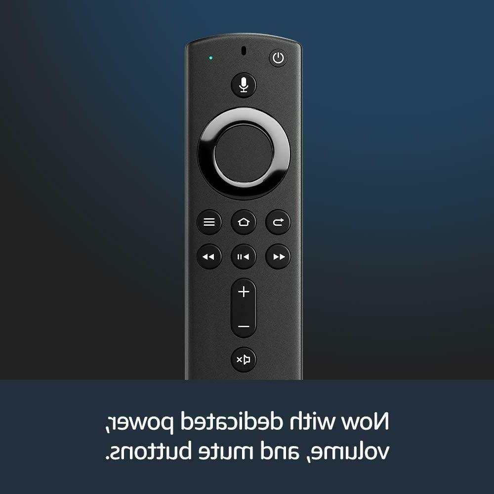 Amazon 4K & Remote Version!