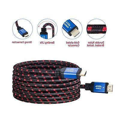 HD Cord for Host Video Display (HDMI-4K,216...