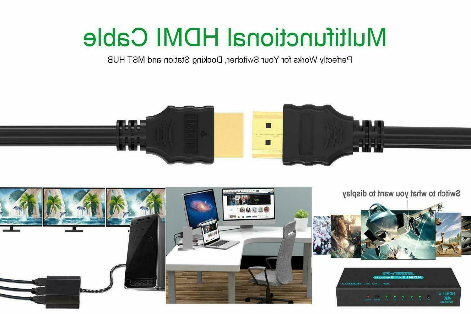 HDMI Cable Cable 8k 60HZ 4K 48Gbps Apple