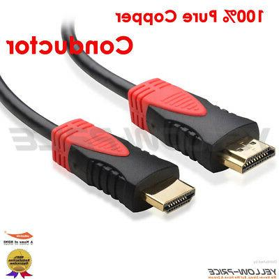 HDMI Cable Computer to TV Speed 360
