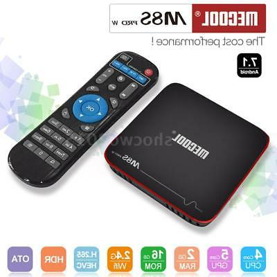 m8s pro w android 7 1 tv
