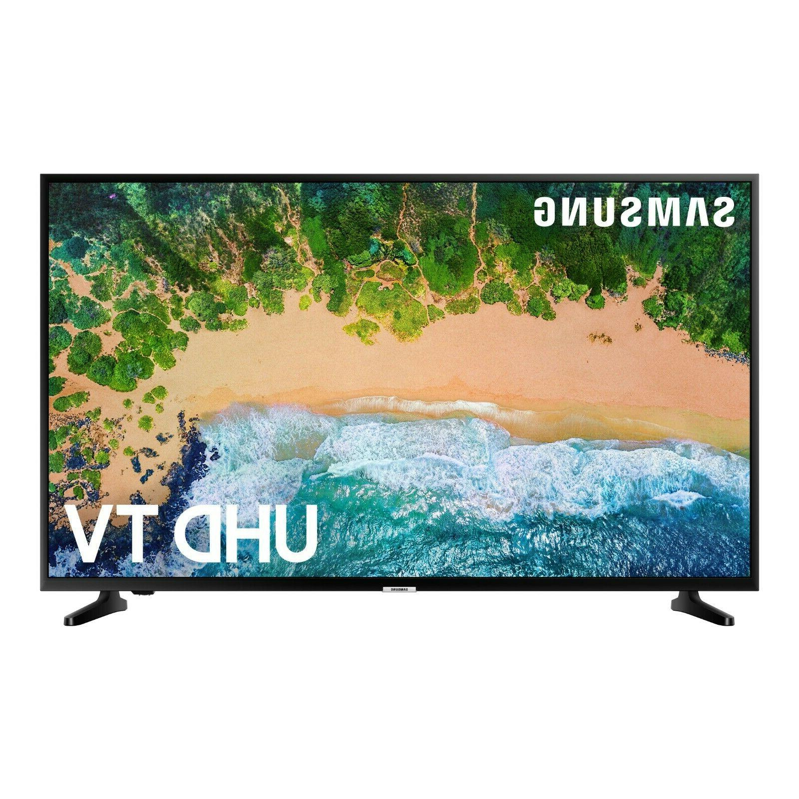 SAMSUNG 4K UHD LED TV with HDR