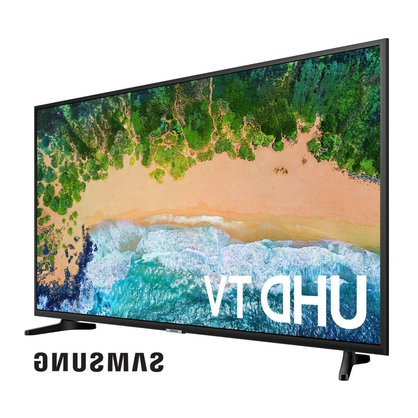 SAMSUNG Class UHD LED TV with HDR UN50NU6900