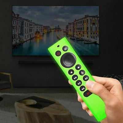 Silicone Case Shockproof for NVIDIA Shield Pro/4K Remote