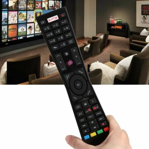 Remote Control RM-C3231 for Currys JVC Smart 4K LED TVs with