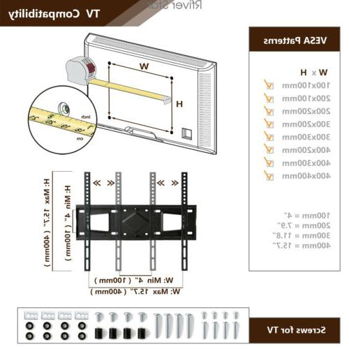 Swivel TV Stand for 37 42 47 55 LCD 4K