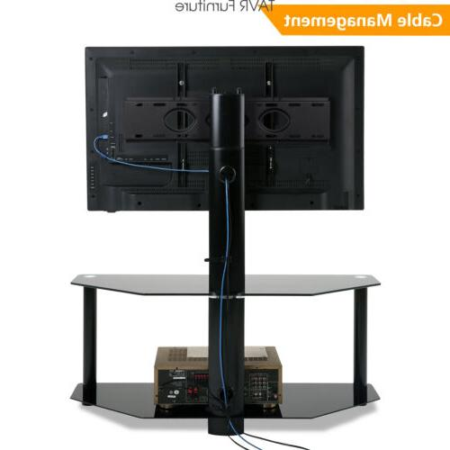 Swivel Stand with Mount for 32-70 inch LED 4K