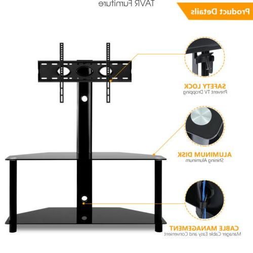 Swivel with Adjustable for 32-70 inch LED 4K TVs
