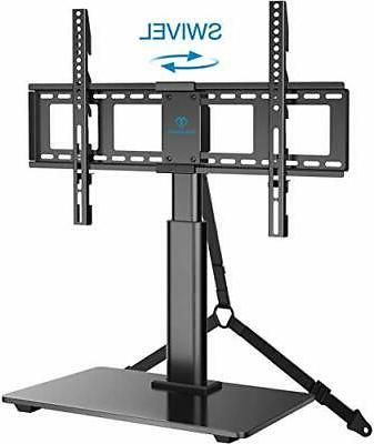 Swivel TV Table Top TV Base for 32 inch OLED 4K F