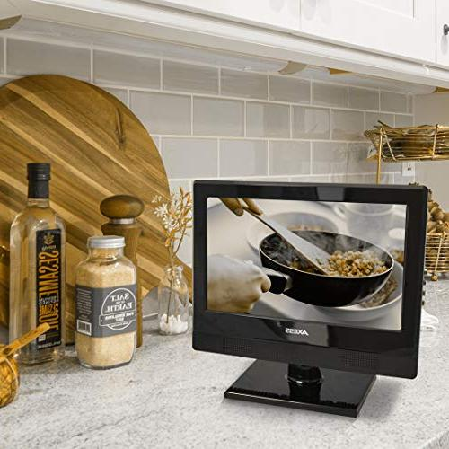 AXESS 13-Inch HDTV, Features Digital with Function