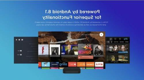 Streaming Player Home 4K HDR TV Google