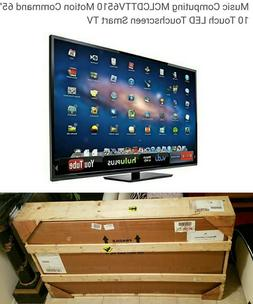 """Music Computing MCLCDTTV6510 Motion Command 65"""" 10 Touch LED"""