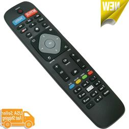 New NH500UP Remote Control for Philips 4K Smart TV 55PFL5602