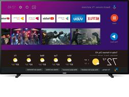 """Philips 65"""" Class 4K Ultra HD  Android Smart LED TV with Goo"""