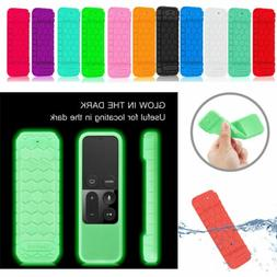 For Apple TV 4K 5th/ 4th Gen Remote ShockProof Case Silicone
