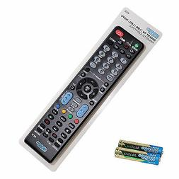 "HQRP Remote Control for LG 22-50"" Series LCD HD UHD TV 4K Sm"