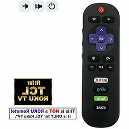 Remote Control For TCL Roku 4K TV 32S305 49S405 49S403 43S30