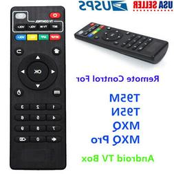 Remote Control Replacement For MXQ 4K MXQ Pro H96 T95M T95N