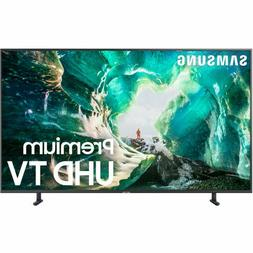 "Samsung UN49RU8000 49"" RU8000 LED Smart 4K UHD TV"