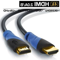ultra 4k hdmi 2 0v cable