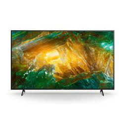 "Sony X800H Series 65"" 4K Ultra HD HDR Smart Android LED TV -"